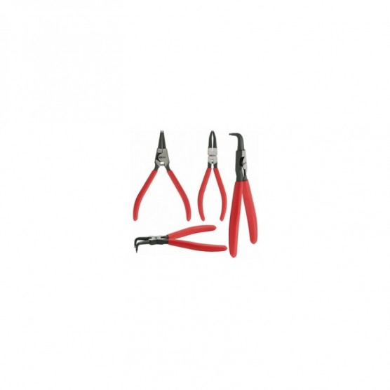 Jeu de 4 Pinces Circlips KS TOOLS