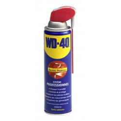 Le WD-40 Système Professionnel 500 ml