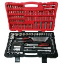 "Coffret de douilles 151 pieces ultimate 1/4 "" + 1/2""  KS Tools"