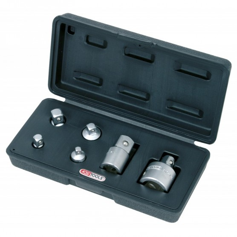 Coffret d'augmentateurs et réducteurs ULTIMATE 6 pièces KS TOOLS
