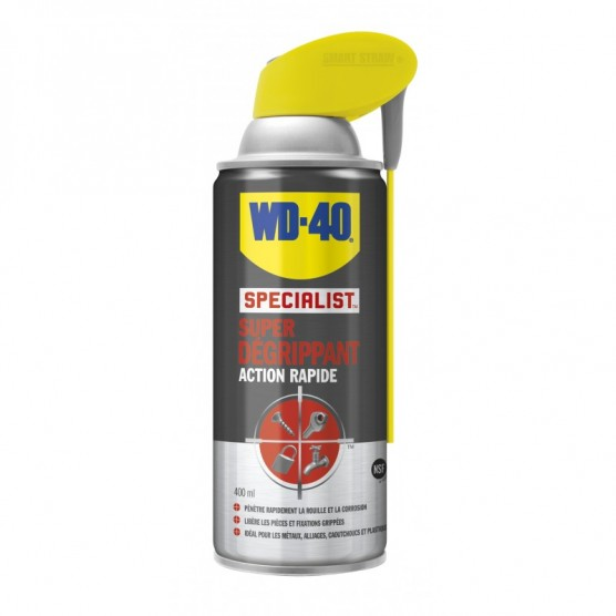 Super Degrippant action rapide WD-40 SPECIALIST