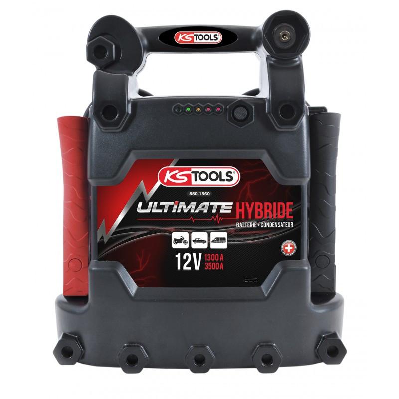 Booster hybride ultimate 12V - 3500A KS TOOLS