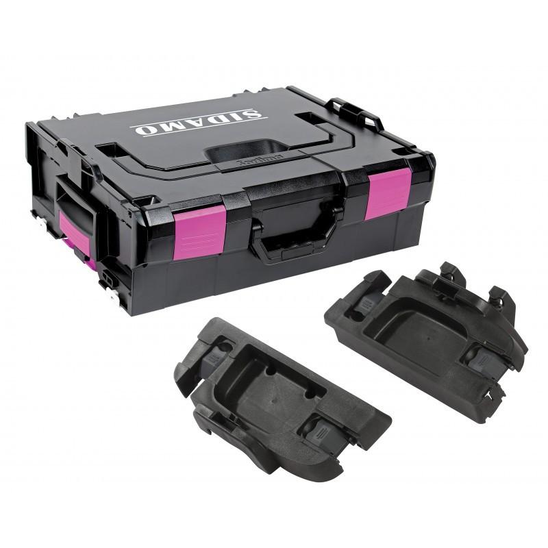 Kit BOXX pour aspirateur XC 30 L SIDAMO