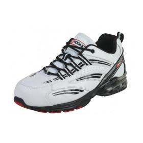 Chaussures de sécurité à Coussin d'air Blanches KS TOOLS