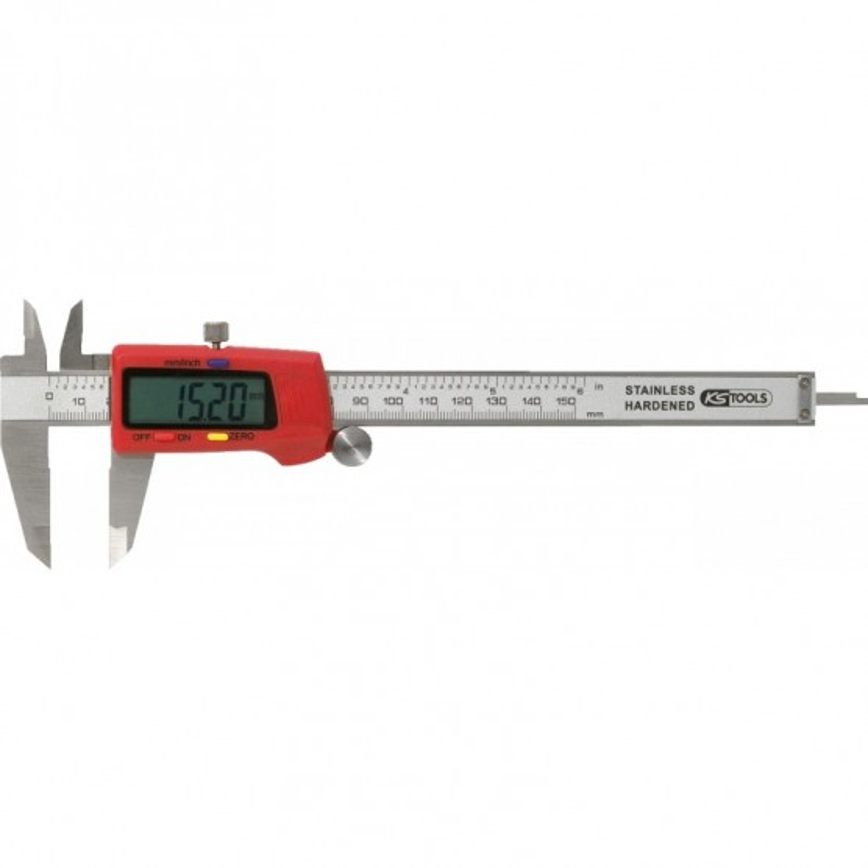 Calibre à coulissante digital L235 mm KS TOOLS