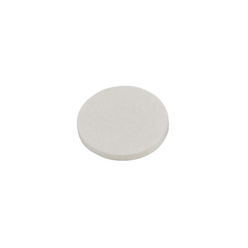 Disques de poncage 50 mm 10 pièces blanc KS TOOLS