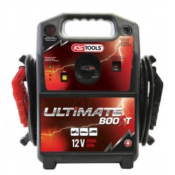 Booster à batterie 12V - 2500 A KS TOOLS