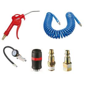 Kit d'accessoires pour compresseur KS TOOLS