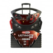 Booster à batterie 12V/24V 6200 / 3100 A PL à trolley KS TOOLS