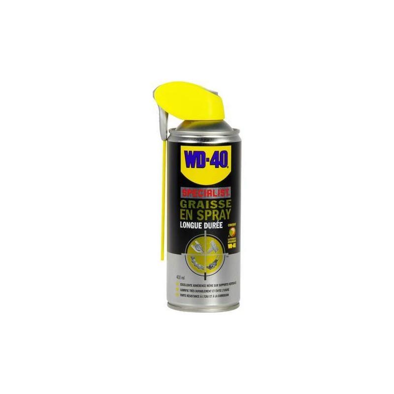 Graisse en spray longue durée 400 ml WD-40 SPECIALIST