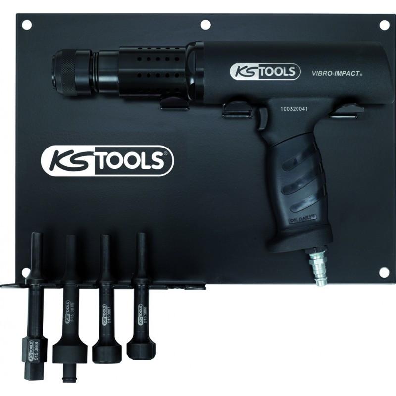 Pistolet pneumatique vibreur VIBROpower KS TOOLS