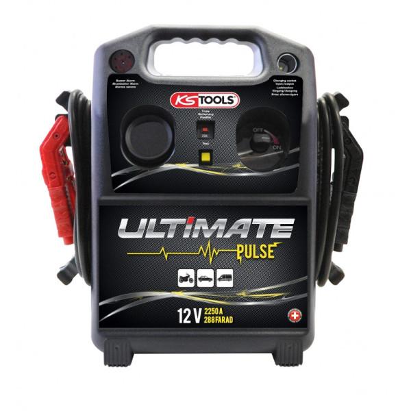 Booster avec système de démarrage à condensateur 12V - 720 A