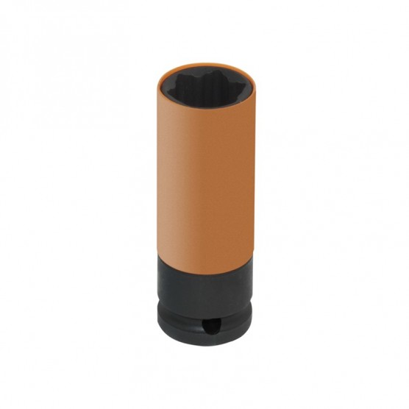 "Douille impact avec protection en plastique, 1/2"" 21 mm KRAFTWERK"