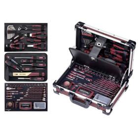 Coffret 123 outils professionnels KRAFTWERK