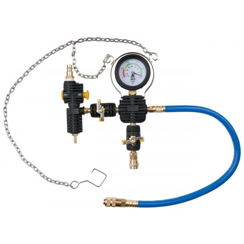 Système de remplissage de liquide de refroidissement KS TOOLS