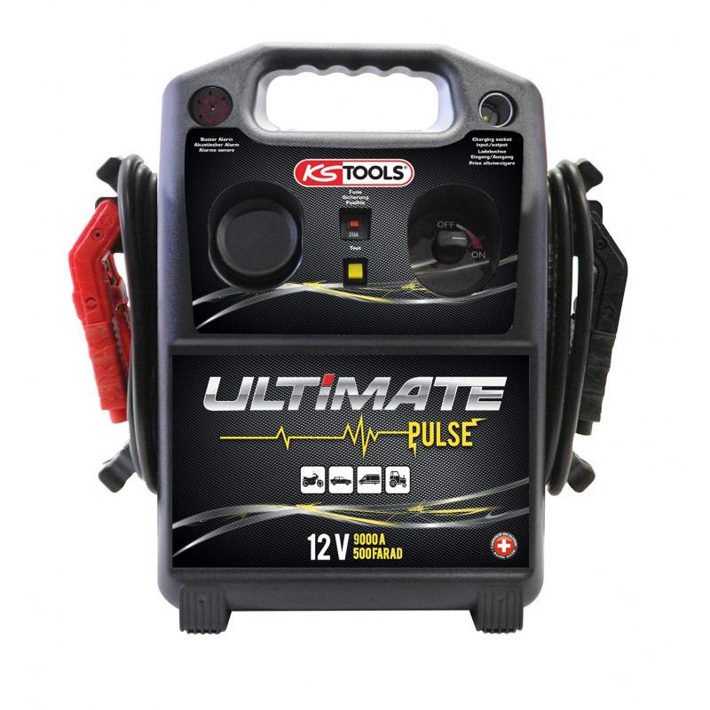 Booster avec système de démarrage à condensateur 12V - 1800 A