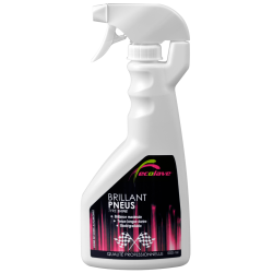 Spray brillant pneus 500ml ECOLAVE