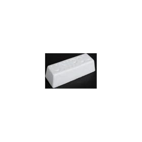 Pâte à polir blanche Polissage inox,acier SIDAMO