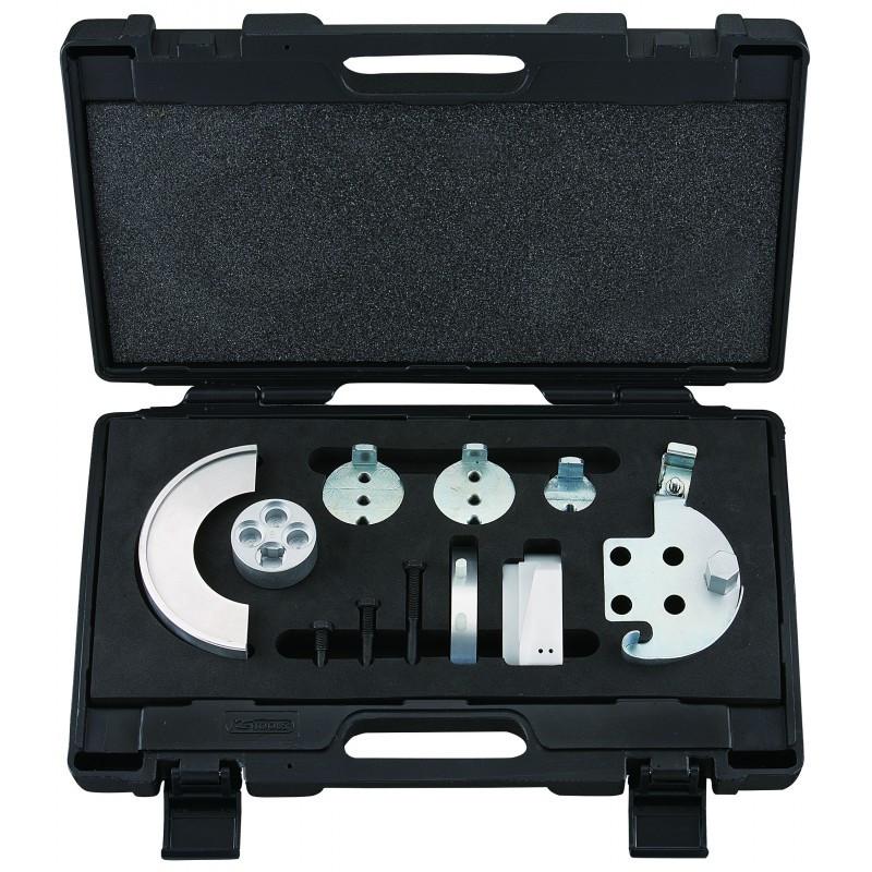 Jeu d'outils spéciaux pour courroies élastiques KS TOOLS