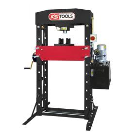 Presse hydraulique motorisé 50T KS TOOLS