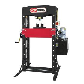 Presse hydraulique motorisé 100T KS TOOLS