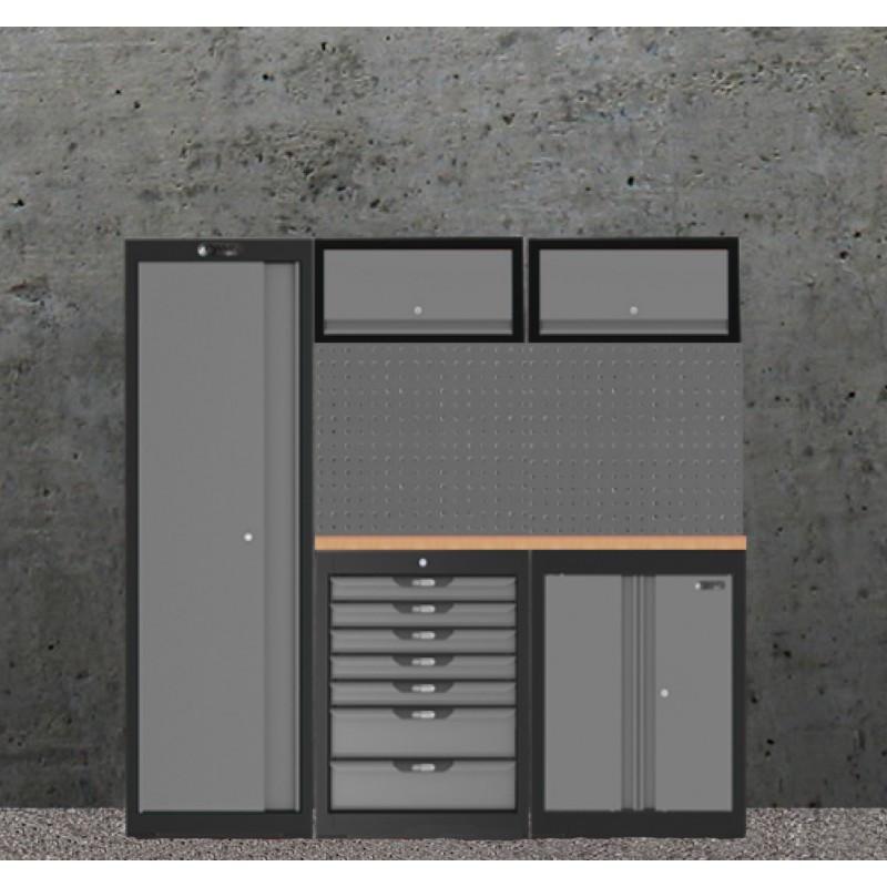 Mobilier d'atelier 3 éléments KS TOOLS