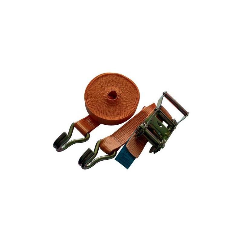 Sangle à cliquet ergonomique 35mm 2,5T PONSA