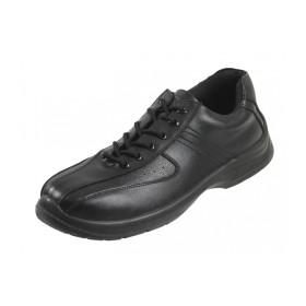 Chaussures de sécurité de ville Cuir Noir KS TOOLS