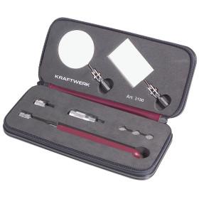 Coffret 5 pièces de doigts magnétiques avec LED et miroirs KRAFTWERK