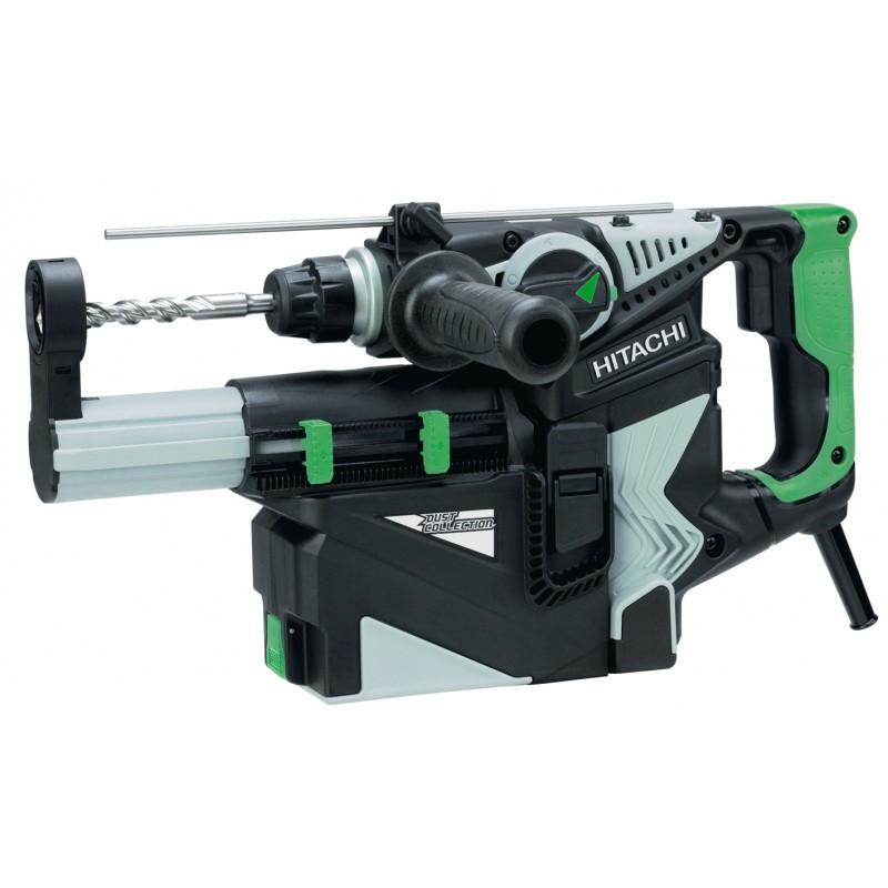 Perfo-burineur 28 mm SDS + 720 W 3.5J 3 modes HITACHI