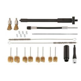Kit de nettoyage de puits d'injection, 23 pièces KS TOOLS