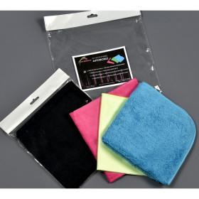 Pack de 4 microfibres ECOLAVE