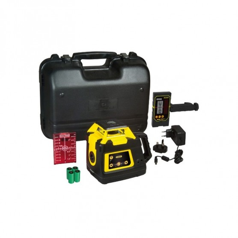 Niveau laser rotatif Mise à niveau automatique STANLEY RL HW
