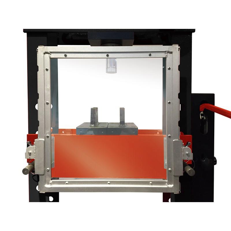 Plexiglas de protection pour presses hydrauliques KS TOOLS