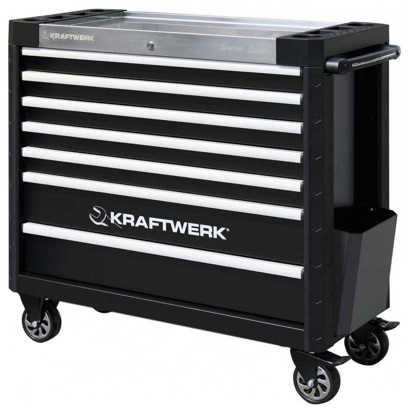 Servante d'atelier avec 7 tiroirs KRAFTWERK