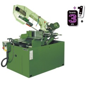 Scie a ruban semi-automatique sr 320 bsav + variateur sidamo