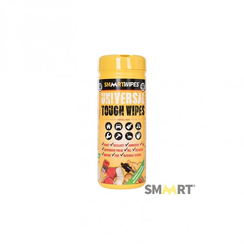 40 lingettes ultrarésistantes SMAART