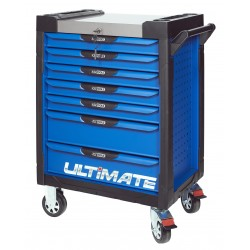 Servante 7 Tiroirs ULTIMATE Bleue KS TOOLS