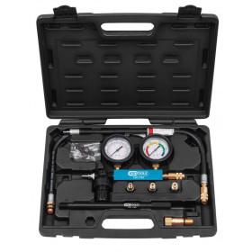 Testeur de perte de pression de cylindre 9 pièces KS TOOLS