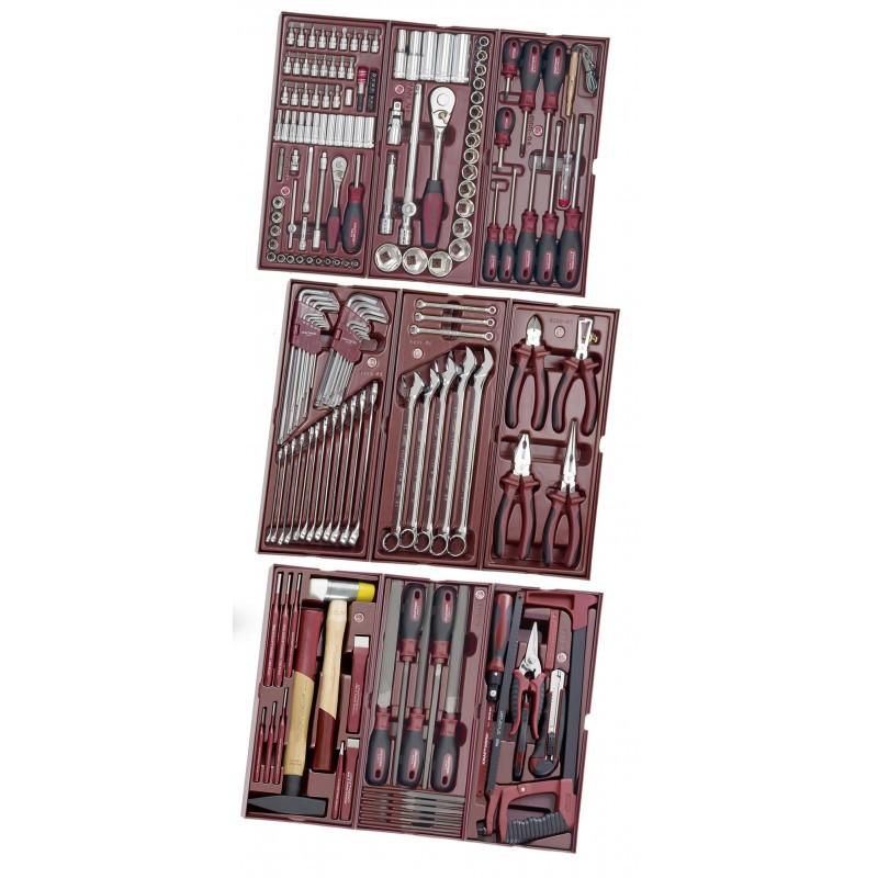 Composition pour servante d'atelier 191 pièces KRAFTWERK