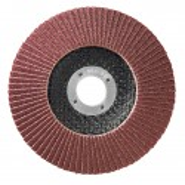 Boîte de 10 disques 125mm LAMDISC CONVEXE SUPPORT FIBRE SIDAMO