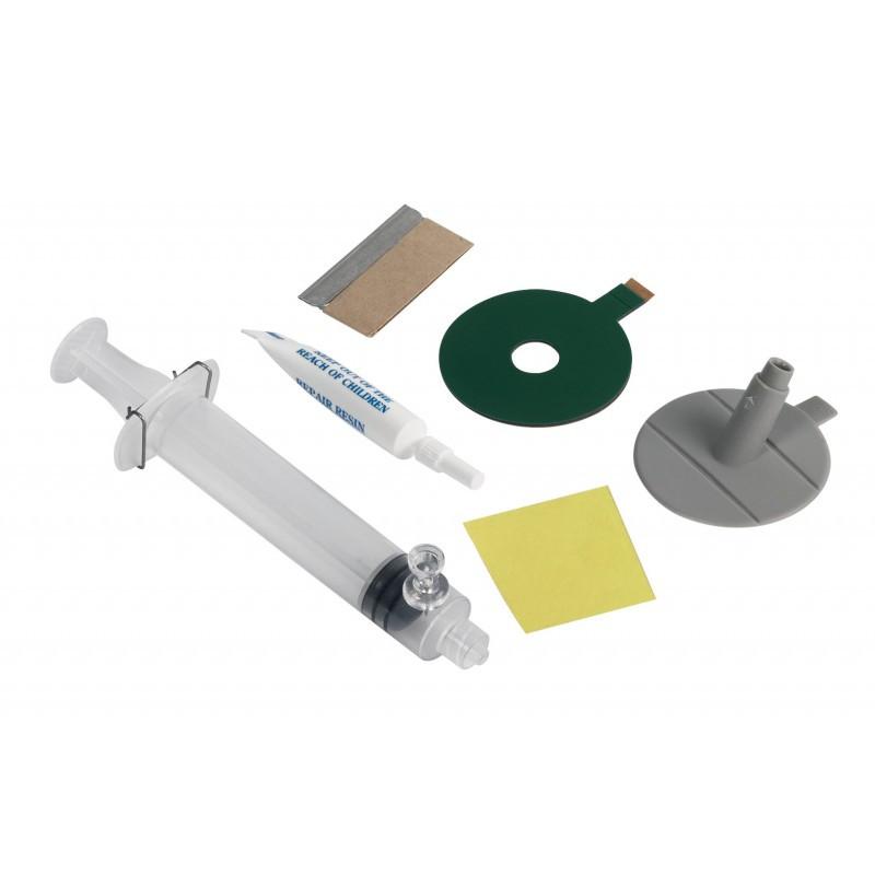 Kit de réparation de pare brise 6 pièces KS TOOLS