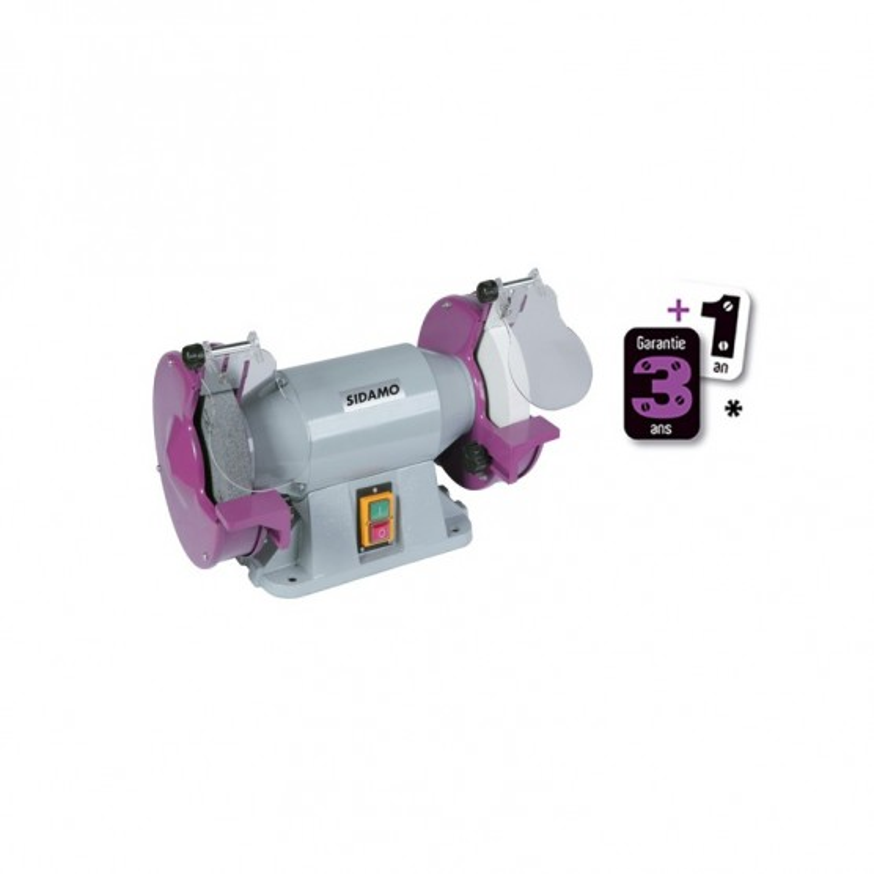 Touret à meuler Gamme Pro TM200 SIDAMO