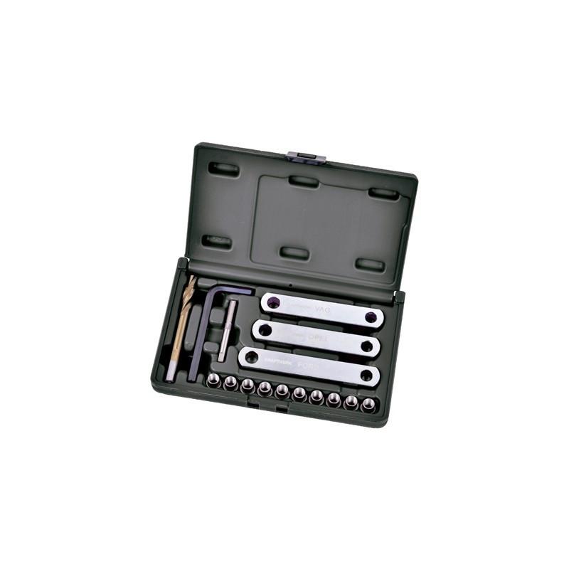 Kit de réparation de filetage pour supports d'étrier VAG, Opel, Ford - Kraftkerk
