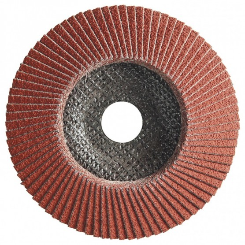 Boîte de 10 disques 125mm SIDAMO LAMEXTRA CERAMIQUE CONVEXE SUPPORT FIBRE SIDAMO