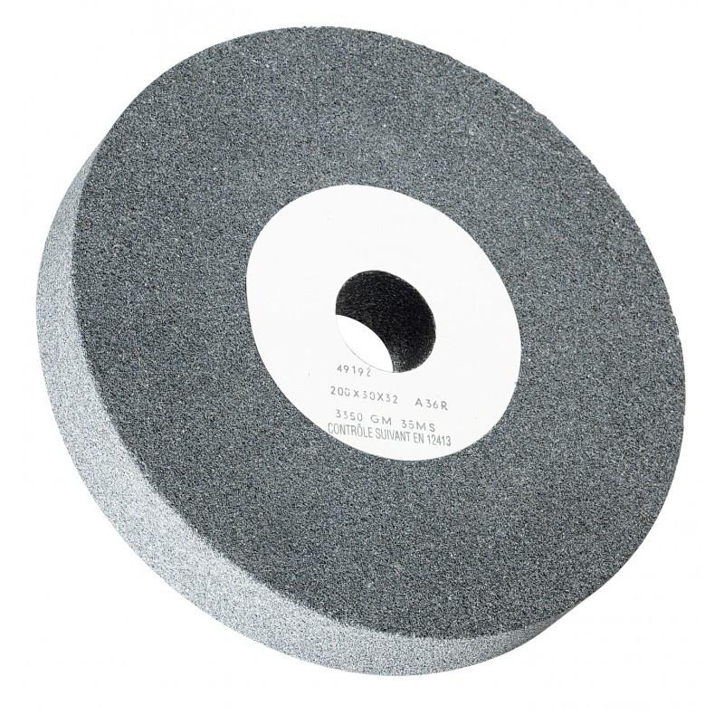 Meule pour Touret à Meuler Grain A36R Dimension 150x20x12,7 SIDAMO