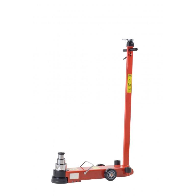 Cric hydro-pneumatique 40T/20T/10T KS TOOLS