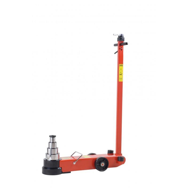 Cric hydro-pneumatique 60T/40T/22T/11T KS TOOLS