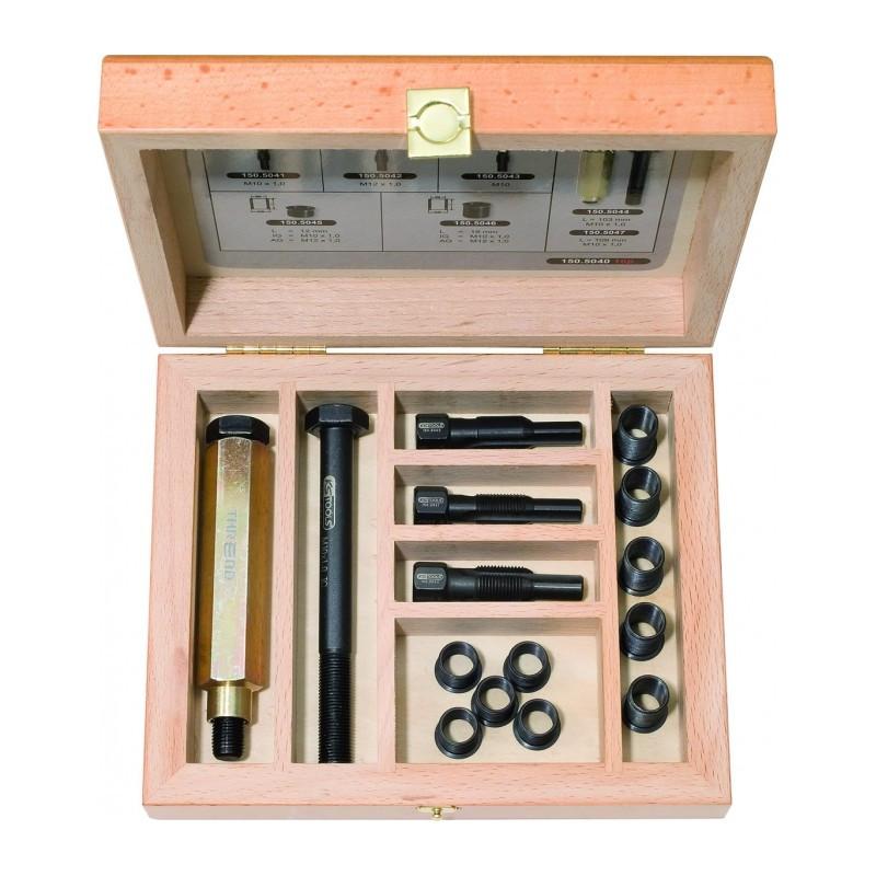 Kit de réparation de bougie de préchauffage M10 x 1.0 KS TOOLS
