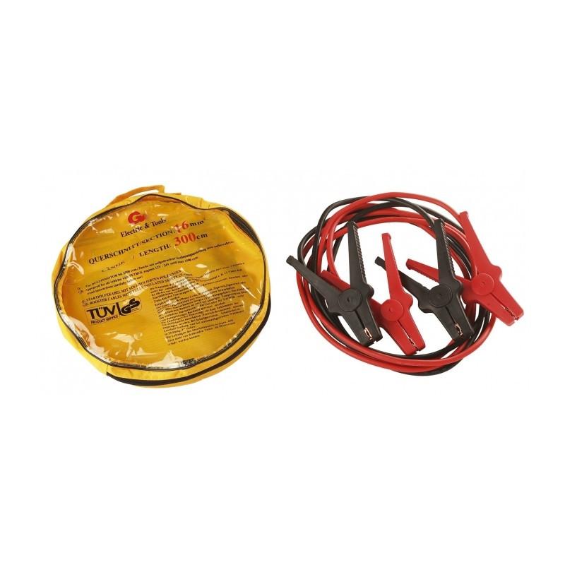 Câble de démarrage 16mm² SIDAMO